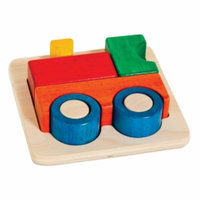 Guidecraft Primary Chunky-Train Puzzle (G2016)