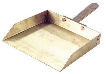 AMPCO D49, Hand Held Dust Pan, Aluminum, Silver
