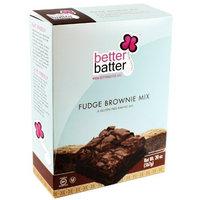Better Batter Gluten Free Fudge Brownie Mix -- 20oz