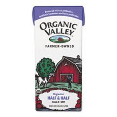Organic Valley® Organic Half & Half Milk