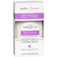 Walgreens Anti-Wrinkle Daily Lotion SPF 15