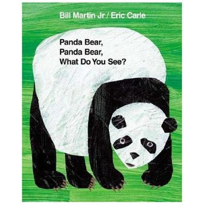 Henry Holt Co Panda Bear, Panda Bear, What Do You See? (Paperback)