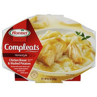 Hormel Chicken Breast & Gravy with Mashed Potatoes, 10-Ounce Units (Pack of 6)