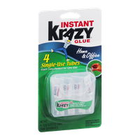 Instant Krazy Glue - 4 CT