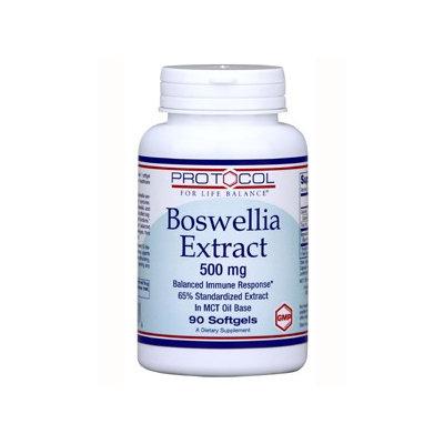 Protocol For Life Balance Boswellia Extract 500mg 90 gels