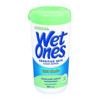 Playtex Wet Ones Sensitive Wipes - 40 Count