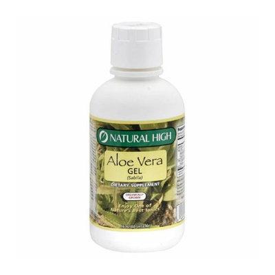 Natural High Drink Aloe Vera Gel Beverage 16 fl oz