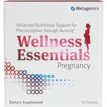 Metagenics Wellness Essentials for Pregnancy 30 packets