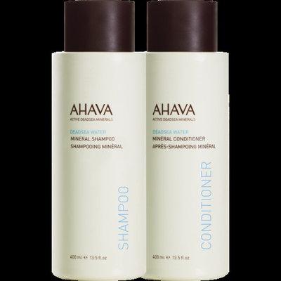 AHAVA Mineral Shampoo & Conditioner Duo