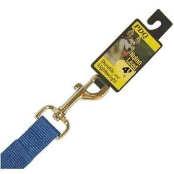 Boss Pet Products Boss Pet 2950002 1in. X48in. Blue Nylon Lead