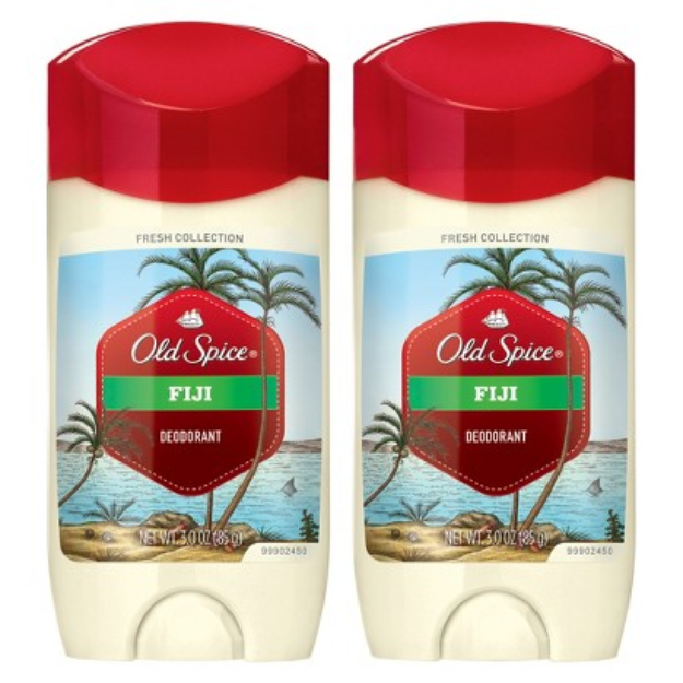 Old Spice Fiji Deodrant Bundle - 2 pk