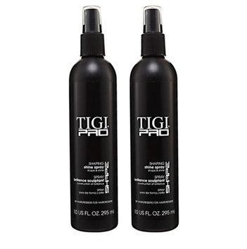 (3)TIGI PRO Shaping Shine Sprays / 10 oz