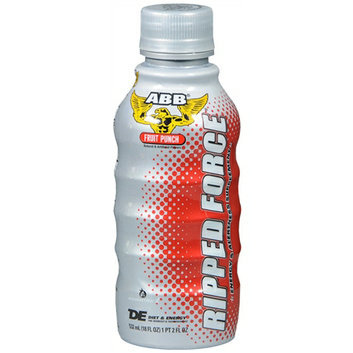 ABB Ripped Force Sustained Energy Dietary Supplement Drink