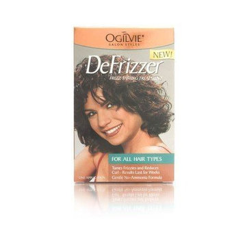 Ogilvie Defrizzer Frizz Taming Treatment Kit For All Hair Types