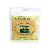 New England Naturals Earthline England Nautrals Earthline Deep Facial Cleansing Sponges Model No. 208 - 2 Pack