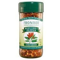 FRONTIER HERB Crushed Red Chili Peppers 1.2 OZ