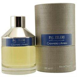 Pal Zileri Cashmere E Ambra by Pal Zileri - 3.4 oz Eau de Toilette Spray for Men