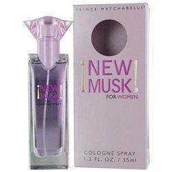New Musk Cologne Spray 1.2 Oz