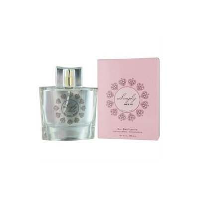 SIMPLY BELLE by Exceptional Parfums EAU DE PARFUM SPRAY 3.4 OZ