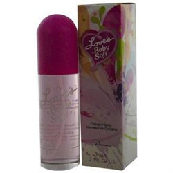 Love's Baby Soft 1.75 oz. Cologne Spray - Love's