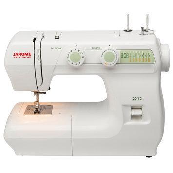 Janome 12 Stitch Sewing Machine 2212