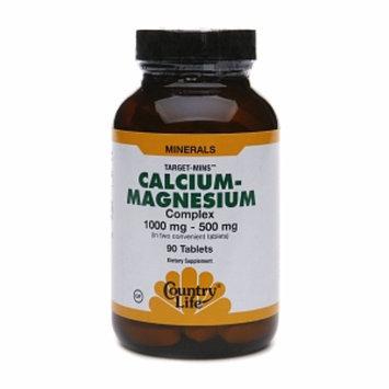 Country Life Calcium-Magnesium Complex