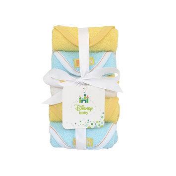 Triboro Quilt Mfg. Corp. Disney Baby Winnie the Pooh 5 Pack Washcloths - TRIBORO QUILT MFG. CORP.