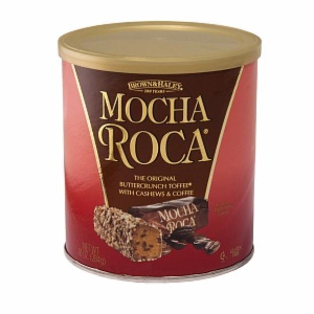 Almond Roca Mocha Roca Canister, 10 oz