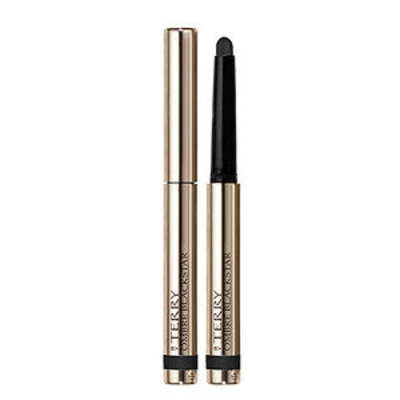 BY TERRY OMBRE BLACKSTAR - Melting Eyeshadow, #12 - Black Matte, 1.64 g