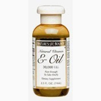 Natural Wealth Vitamin E OIL 30000 IU NAT NAT/WL Size: 2.5 OZ