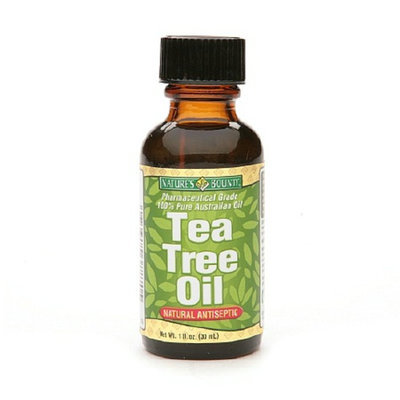 Nature's Bounty Tea Tree Oil