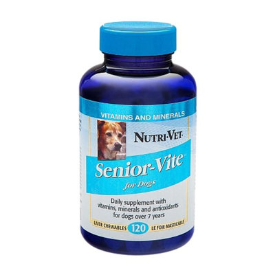 Nutri-Vet Senior Vitality