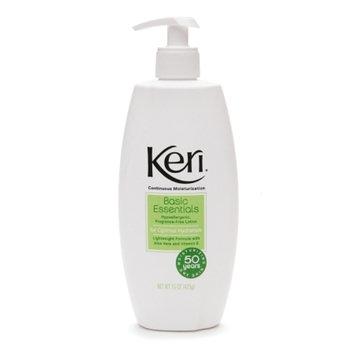 Keri Basic Essentials Hypoallergenic Lotion