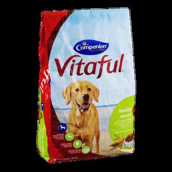 Companion Vitaful Adult Dog Food Healthy Weight