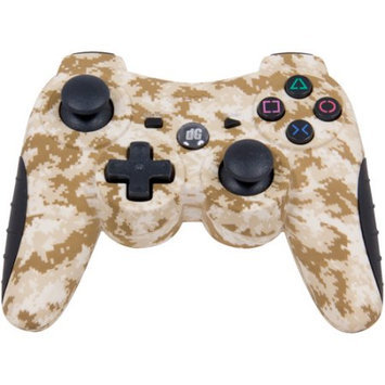 Eforcity dreamGEAR Shadow 6 Wireless Controller - Camo -PS3