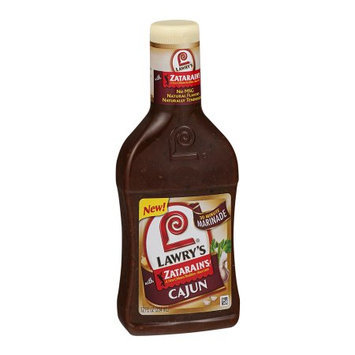 Lawry's Cajun with Zatarain's Seasoning, 12 FL OZ (Pack of 6)