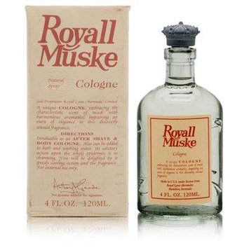 Royall Fragrances Royall Muske Aftershave Lotion Cologne Spray