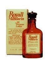 Royall Fragrances Royall Mandarin Orange Aftershave Lotion Spray