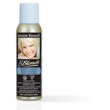 jerome russell B Blonde Temporary Highlight Spray, Sapphire Blonde, 3.5 Ounce
