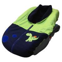 Pistachio Car Seat Covers - Lime/Toss