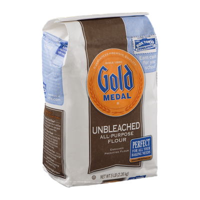 Gold Medal All-Purpose Flour Unbleached