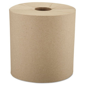 Windsoft Hardwound Paper Towels Natural Bulk Hardwound Roll Paper