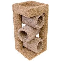 WARE Three Tunnel Ferret Nest, 12 L X 12 W X 22 H