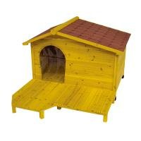 Ware Mfg WARE Luxury Tuscan Villa Dog House (Large; 44