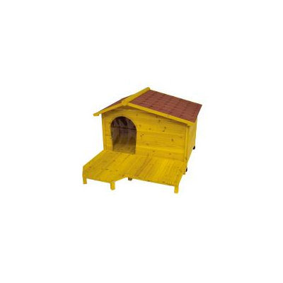 Ware Mfg WARE Luxury Tuscan Villa Dog House (Large; 44