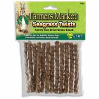 Ware Manufacturing. Inc. Ware Small Animal Seagrass Twists 4 In.