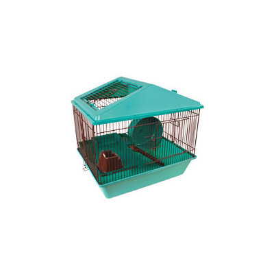 WARE 2 Level Small Animal House, 16 L x 12 W x 15 H