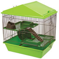 WARE 3 Level Small Animal House, 16 L x 12 W x 18 H