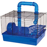 WARE Tube Time Small Animal House, 20.5 L x 16.5 W x 19.5 H