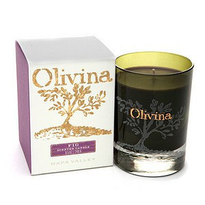 Olivina Candle Scented